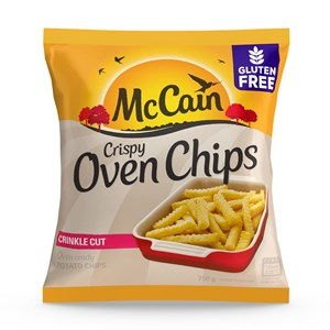 Crinkle Cut Oven Chips 750g