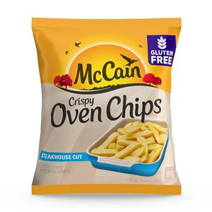 Steakhouse Cut Oven Chips 750g